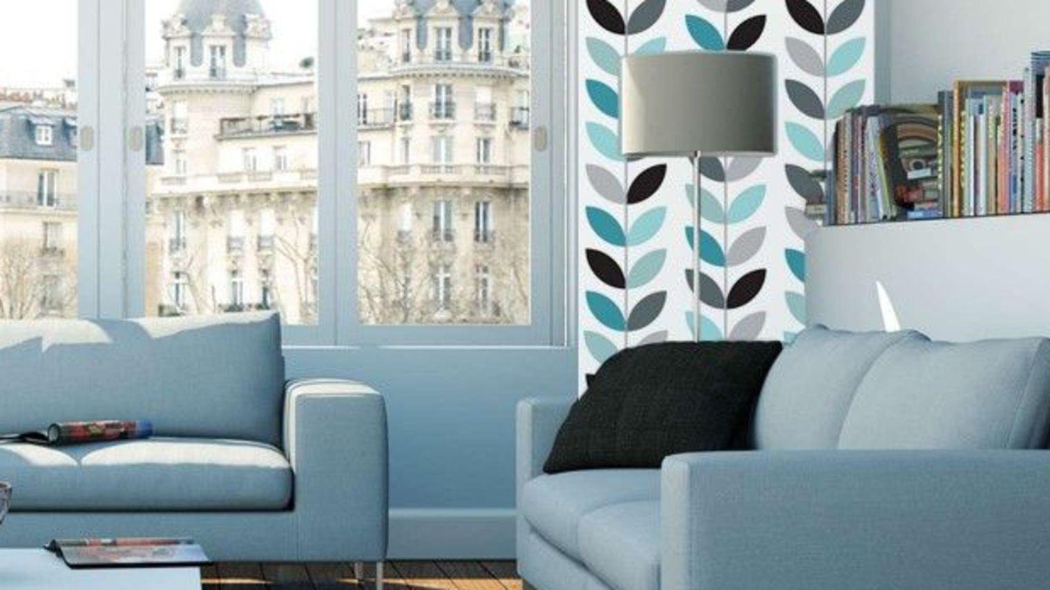Mon tableau du site web - Idee tapisserie salon ...