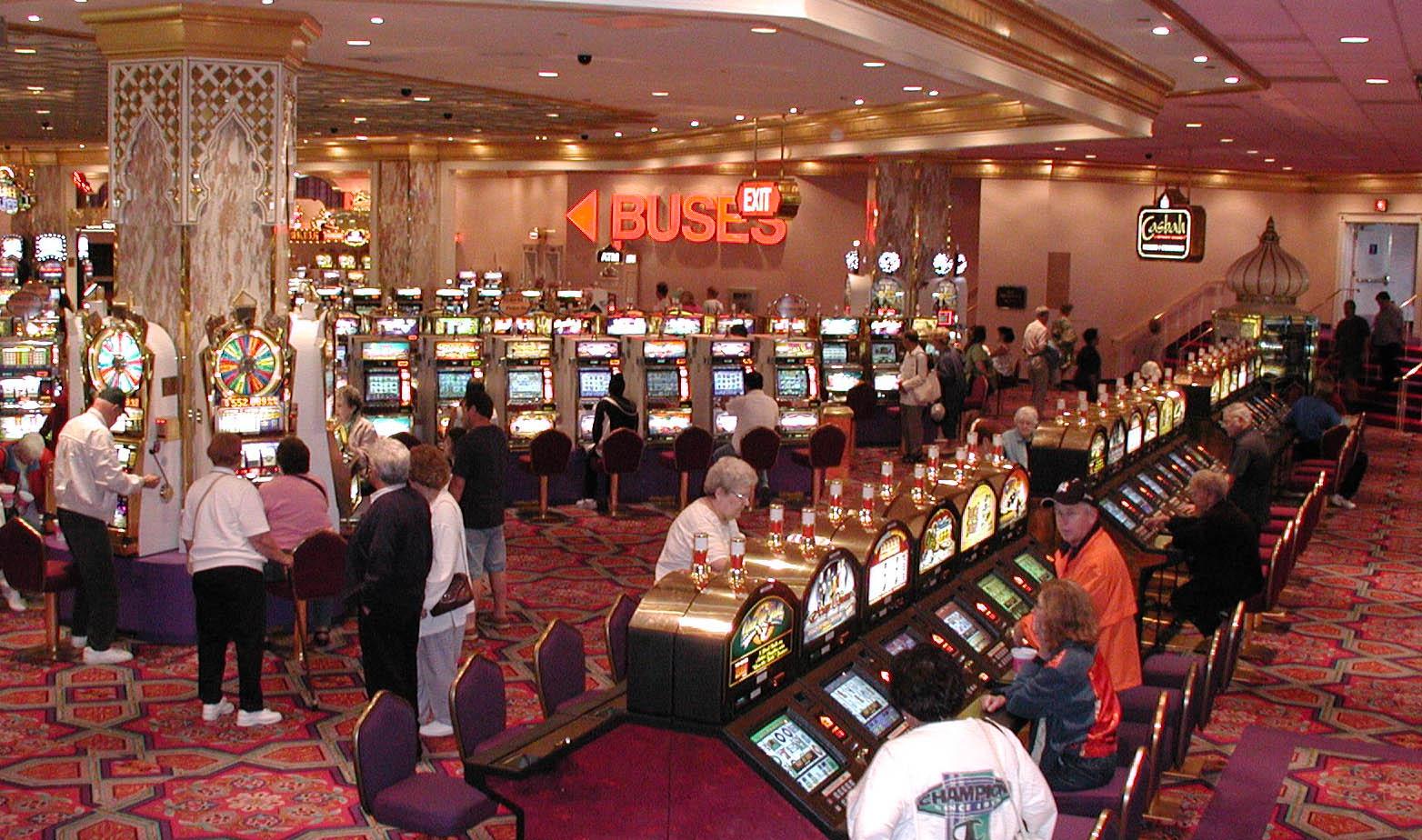 Jeux casino: l'histoire en Europe
