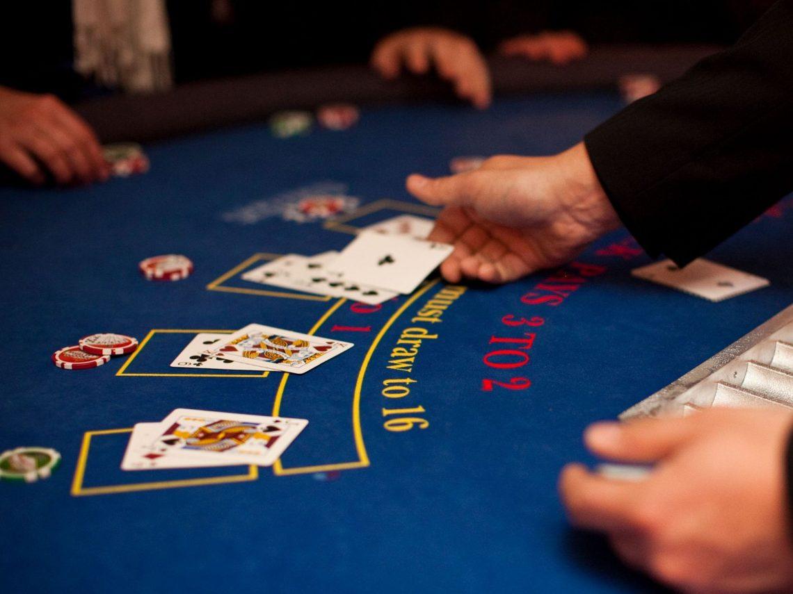 Blackjack: comment gagner à des parties?