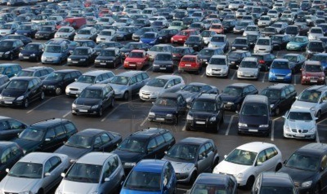 Location parking Nantes : le problème des villes