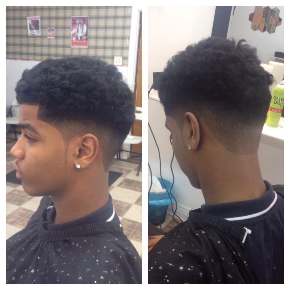 Tous les types de coupes de cheveux
