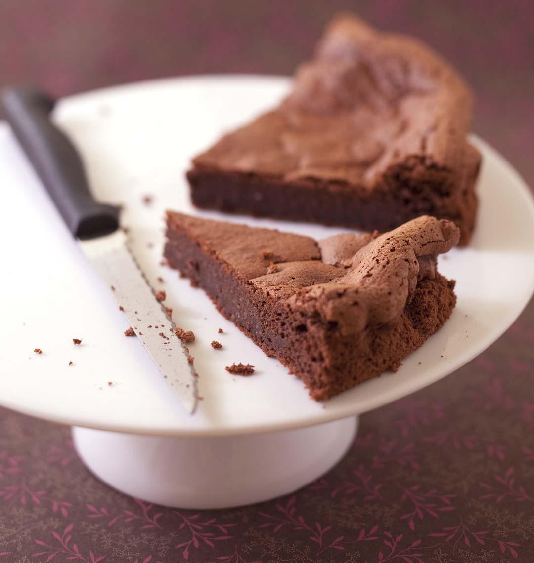 Gâteau au chocolat : c'est ce que je réalise quand je veux me faire plaisir