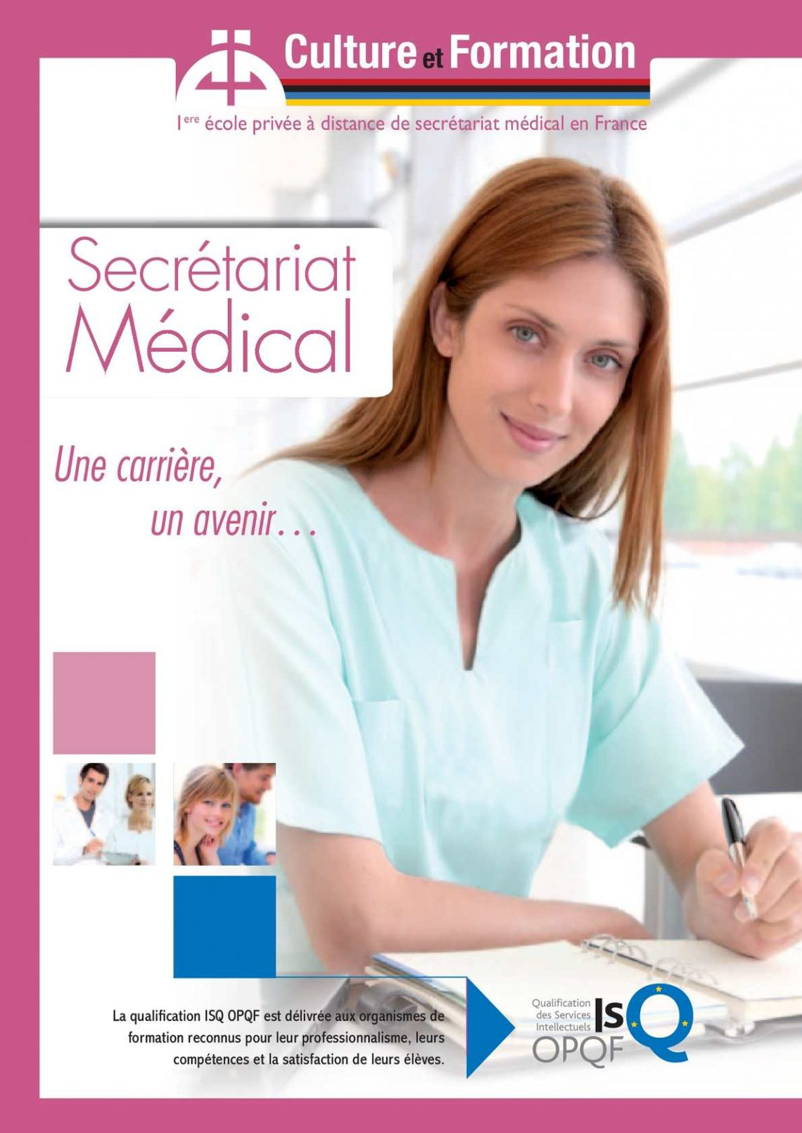 Comment devenir secretaire medicale ?
