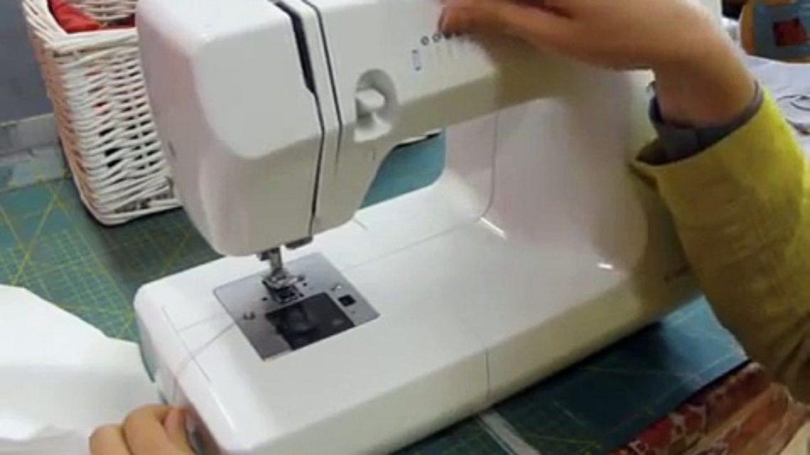 Comment coudre a la machine